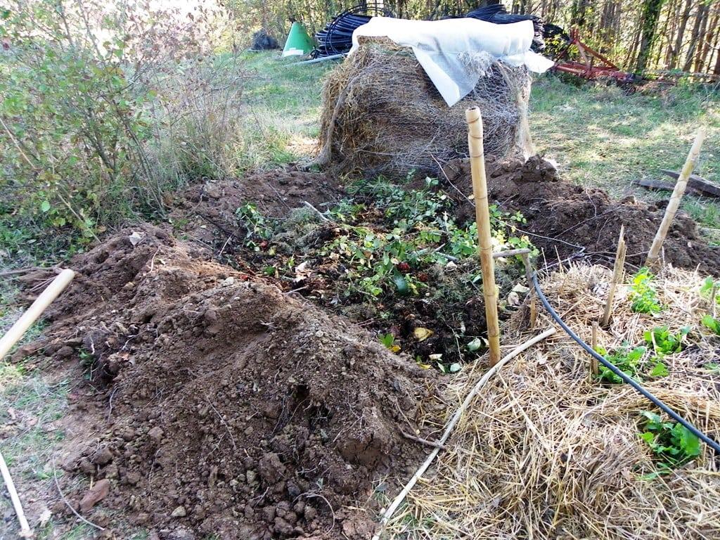 Butte permaculture etape 2